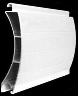 تیغه کرکره برقی آلومینیوم بدون لیبل