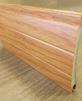 تیغه کرکره برقی طرح چوب