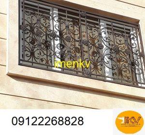 حفاظ پنجره فولادی
